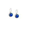 Gerochristo Sterling Silver Medieval Doublet Drop Hook Earrings