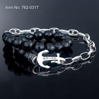 Sterling Silver Bracelet Anchor