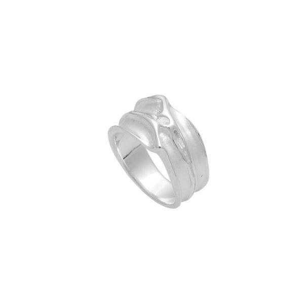 Silver 925, handmade ring.
