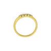18K Gold, Diamond ring.