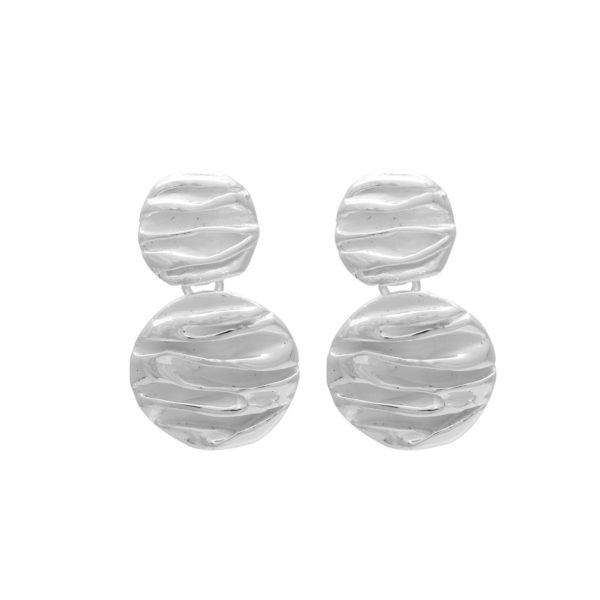 Silver 925, handmade earrings.